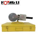 PPR durable thermique du tuyau en plastique de la machine de soudage de fusion et le raccord (HL110)