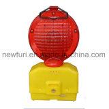 Voyants d'alarme ambres de risque de route de circulation de couleur de bleu rouge