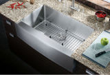 EUA Casa de campo Rer-3302 pia de aço inoxidável para cozinha
