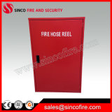Красный шкаф огнетушителя шкафов вьюрка пожарного рукава