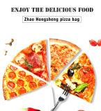 Sacchetto arancione su ordinazione all'ingrosso di consegna della pizza dell'alimento di Foodpanda