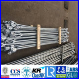 CCSのABS Lr Gl Nk BVは2400mm 1500mm 2300mmを2500mm 2900mm打つ棒証明した