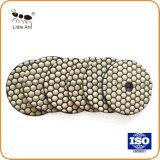 Ручной шлифовальный станок шлифовальный камень для матирования отполируйте поверхность блока сухой шлифовки блока используйте шлифовальную ленту
