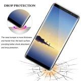 для крышки примечания 8 галактики Samsung, крышка случая Sliptransparent мягкого кристально чистый TPU тонкая анти- задняя на примечание 8 галактики Samsung