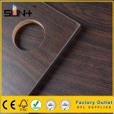 Laminado de madera veteada Post-Forming (HPL)