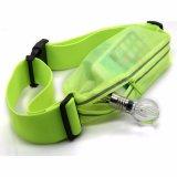 Sacchetto corrente d'escursione pratico della cinghia della vita di sport di sedere di Lycra di alta qualità di corsa corrente unisex del sacchetto