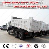 Äthiopien-LKW Sinotruk HOWO 30 Tonnen 371 6X4 Kipper-
