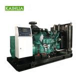 350KW/437.5kVA de tipo abierto generador diesel con motor Cummins Ce/ISO