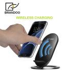 Caricatore senza fili di carico del Qi del basamento della radio veloce per il telefono mobile