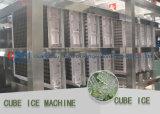 Energiesparender großer Würfel, der Maschine herstellt