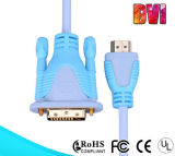DVI Cable High Definition에 고속 HDMI