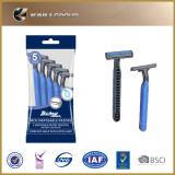 Fabrik-Preis-Rasierklingen-Wegwerfrasierrasiermesser für das Pflegen der Männer