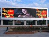 P10 LED al aire libre en la pantalla de vídeo de publicidad exterior