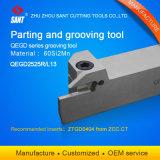CNC внешние инструменты для выборки пазов на заводе прямых продаж