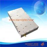 Amplificador de potencia de estado sólido del RF del tetra poder más elevado