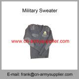 卸し売り安い中国軍のタンの砂漠の軍隊のウールの警察のジャンパー