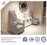 Spezielle Hotel-Möbel für Wohnzimmer-hoch Rückseiten-Stuhl (YB-D-9)