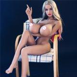Agens wünschte 156cm die grosse grosse Brust-reale Geschlechts-Puppe
