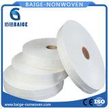 Il Nonwoven del cotone per il bambino pulisce il tessuto di cotone organico