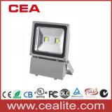 100W indicatore luminoso di inondazione di CC 48V LED