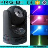 1*60W RGBW 4in1 bewegliches Hauptlicht des Träger-LED