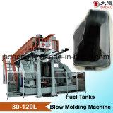70L fabricante de la máquina del soplo del depósito de gasolina del estándar del euro que moldea 5