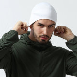 Casco de bicicleta Windproof Unisex camisa caliente Sport Cap humedad Wicking Skull Cap Hat