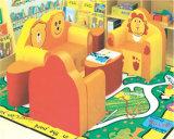 De binnen Apparatuur van de Speelplaats van Kinderen met het Huis van de Ballon (hd-8001)