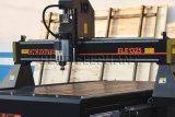 Ele1325 4X8 Router CNC con CNC Máquina de corte de materiales para la ronda del dispositivo giratorio