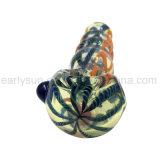 O estilo de Colord Fumed a colher Fumed colher para o fumo de tabaco (ES-HP-096)