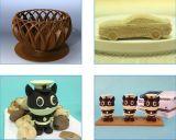 В качестве однофорсуночных Cute настольных продуктов питания шоколад 3D-принтер