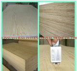 madera contrachapada del pino del grado del pegamento C+/C de la prueba del agua de 12m m