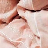 단단한 (보통) 색깔 고품질 침구 세트