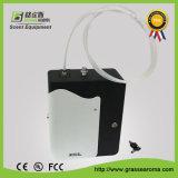 Difusor elétrico de Aromatherapy do ar do metal 200ml com ventilador para dentro