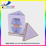 Fantastischer Papierduftstoff-Kasten mit Belüftung-Fenster