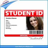 Cartão esperto da identificação do membro do estudante/material/clube de ISO14443A 13.56MHz