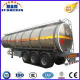 ガソリン輸送のための3つの車軸オイルまたは燃料のタンク車のトレーラー