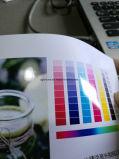 Gegoten Met een laag bedekkend het Document 230GSM van de Foto Geschikt voor de Druk van de Inkt van de Kleurstof