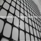 Polipropilene biassiale Geogrid per protezione del pendio di rinforzo del muro di sostegno