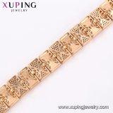 75200 Gold-CZ-Armband der Form-Schmucksache-18K im Messing