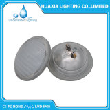 252pcs White LED 18W luz bajo el agua de piscina