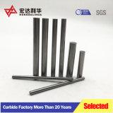 Hastes de carboneto de tungstênio e barras de ferramentas de perfuração