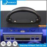 Altavoz estéreo sin hilos del Active de los multimedia de Bluetooth del soporte del disco del USB