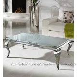 Mobília moderna da sala de jantar/mobília Home contemporânea do metal para a mobília da sala de visitas/do restaurante do banquete da cadeira de tabela aço inoxidável