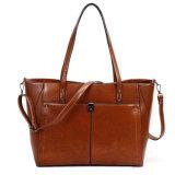 最も安いPU価格の女性革ハンドバッグのクラッチの戦闘状況表示板の吊り鎖袋