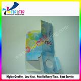 Het Met een laag bedekte Document die van de Prijs van de fabriek Verpakking van de Spuit van het Vakje de Kosmetische vouwen
