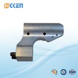 Peças de metal feitas à máquina do CNC do OEM da precisão torno de alumínio
