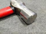 Молоток шарика с половинной ручкой покрынной пластмассой XL0050