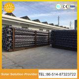 Énergie solaire galvanisée légère Pôle léger de Pôle de bonne qualité de la Chine