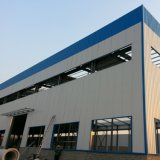 Almacén ligero de la estructura de acero de los edificios
